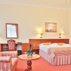 Hotel Olympia 5* Стандартный номер фото 3