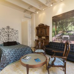 Отель El Petit Palauet Люкс с различными типами кроватей фото 19