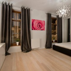 Апартаменты Imperial Apartments - Sopocka Przystań Сопот комната для гостей фото 3