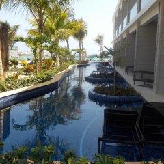 Отель Royalton White Sands All Inclusive балкон