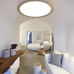 Отель Santorini Secret Suites & Spa 5* Люкс Honeymoon с различными типами кроватей фото 4