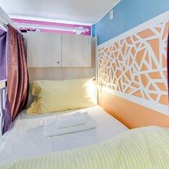 Гостиница Жилое помещение Современник Кровать в общем номере с двухъярусной кроватью фото 4