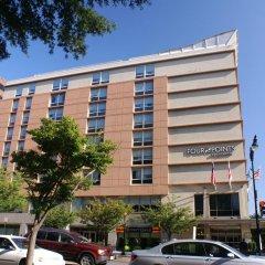 Twelve & K Hotel Washington DC парковка