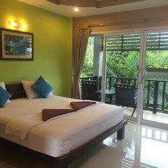 Baan Suan Ta Hotel 2* Улучшенный номер с различными типами кроватей фото 11