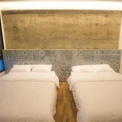 Отель Glur Bangkok Стандартный номер разные типы кроватей (общая ванная комната) фото 23