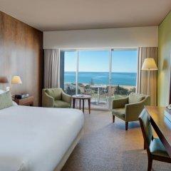 Отель Tivoli Marina Vilamoura 5* Номер Делюкс с различными типами кроватей фото 5