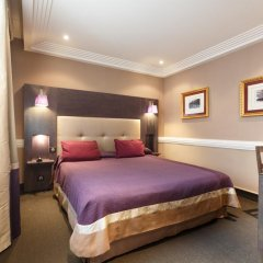 Отель Elysées Hôtel 3* Стандартный номер с различными типами кроватей фото 3