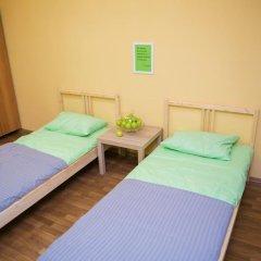 Hostel Ogurets Стандартный семейный номер с разными типами кроватей