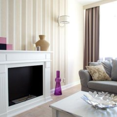 Отель Apartament Racławicka Польша, Варшава - отзывы, цены и фото номеров - забронировать отель Apartament Racławicka онлайн комната для гостей фото 3