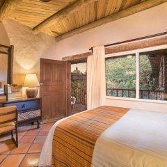 Hotel Mision Cerocahui 2* Стандартный номер с различными типами кроватей фото 9