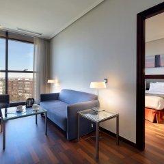 Hotel Vía Castellana 4* Номер категории Премиум с различными типами кроватей фото 4
