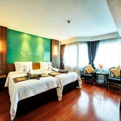 Jomtien Garden Hotel & Resort 4* Номер Делюкс с различными типами кроватей фото 35