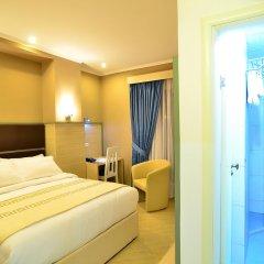Capital Tirana Hotel 3* Стандартный номер с двуспальной кроватью фото 6