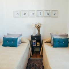 Отель Dona Fina Guest House Стандартный номер 2 отдельные кровати фото 3