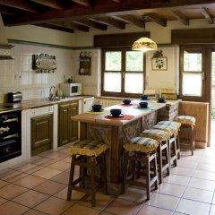 Отель Casa Rural Madre Pepa питание