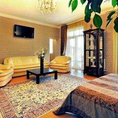 Гостевой дом Де Люкс комната для гостей фото 2