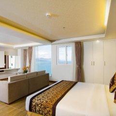 Paris Nha Trang Hotel 3* Апартаменты с различными типами кроватей фото 5