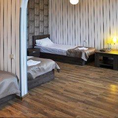 Отель Athletics 2* Стандартный семейный номер с двуспальной кроватью фото 5