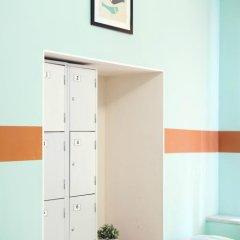Мини-Отель Компас Кровать в мужском общем номере с двухъярусной кроватью фото 10
