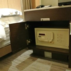 Отель City Suites Taipei Nanxi 4* Стандартный номер с различными типами кроватей фото 10