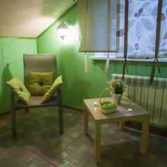 Мини-отель Бархат Улучшенный люкс с различными типами кроватей фото 10