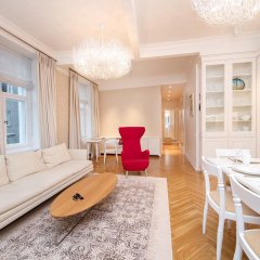 Апартаменты Harju Old Town Apartment комната для гостей фото 3