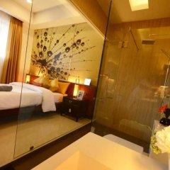 Отель AQUA Villas Rawai 4* Стандартный номер с разными типами кроватей фото 48