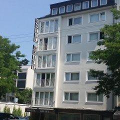 Отель Kraft Германия, Мюнхен - 1 отзыв об отеле, цены и фото номеров - забронировать отель Kraft онлайн вид на фасад