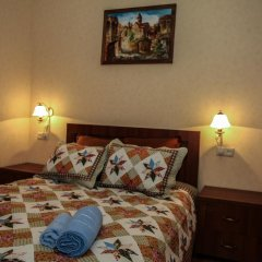 Мини-Отель Heyvany Номер категории Эконом с двуспальной кроватью фото 6