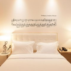 Hotel da Musica 4* Стандартный номер разные типы кроватей фото 4