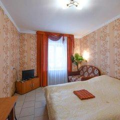Гостиница Виктория Стандартный номер с двуспальной кроватью фото 4