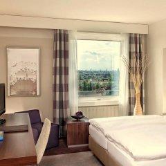 Estrel Hotel Berlin 4* Стандартный номер с различными типами кроватей