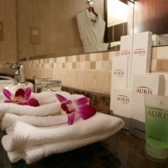 First Central Hotel Suites 4* Студия Делюкс с различными типами кроватей фото 10