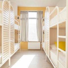 Хостел Netizen Кровать в женском общем номере двухъярусные кровати фото 7
