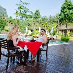 Курортный отель Aonang Phu Petra Resort Ао Нанг питание фото 3