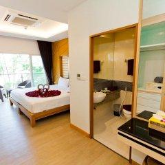 Anda Beachside Hotel 3* Стандартный номер с двуспальной кроватью фото 6