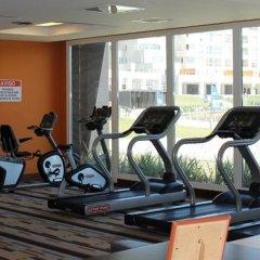 Отель Aparts Nordelta Тигре фитнесс-зал