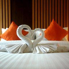 Отель Breezotel Стандартный номер с двуспальной кроватью фото 9