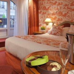 Отель Hôtel Le Regent Paris 3* Номер Делюкс с различными типами кроватей фото 2