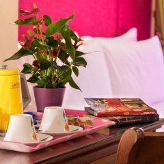 Отель I Giardini Del Quirinale Стандартный номер с двуспальной кроватью фото 14