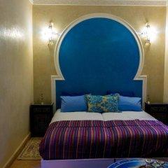 Отель Riad El Walida Марокко, Марракеш - отзывы, цены и фото номеров - забронировать отель Riad El Walida онлайн комната для гостей фото 3