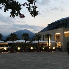 Апартаменты City Apartments Portico Меран помещение для мероприятий