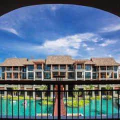 Отель Mai Khao Lak Beach Resort & Spa балкон
