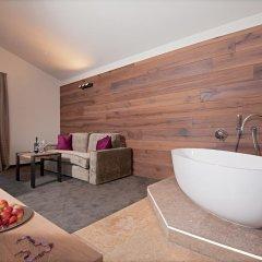 Отель Gasthof Kirchsteiger Горнолыжный курорт Ортлер ванная