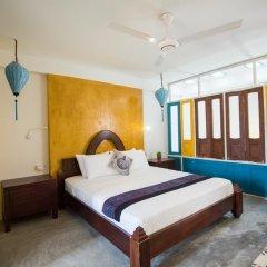 Отель Tan Thanh Family Beach Home Вьетнам, Хойан - отзывы, цены и фото номеров - забронировать отель Tan Thanh Family Beach Home онлайн комната для гостей фото 2