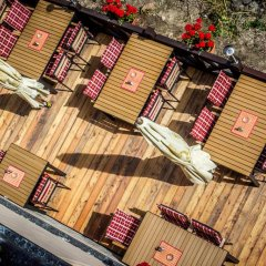 Hotel Dvorak Cesky Krumlov Чешский Крумлов интерьер отеля