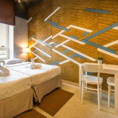 Хостел Дерево Стандартный номер с различными типами кроватей фото 7