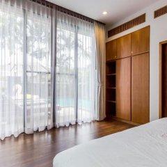 Отель Baan Bua Villa by Railand сейф в номере