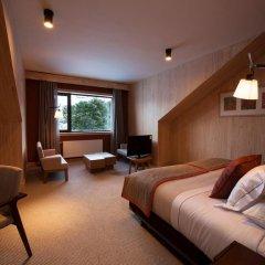 Valle Corralco Hotel & Spa комната для гостей фото 3