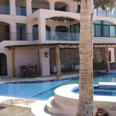 Отель Casa Carlos Мексика, Сан-Хосе-дель-Кабо - отзывы, цены и фото номеров - забронировать отель Casa Carlos онлайн бассейн